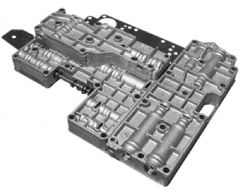ATS Diesel Accumulator Valve Body Assembly Controls Shift Firmness