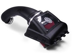 S&B Filters Cold Air Intake Oiled Cotton Cleanable Red