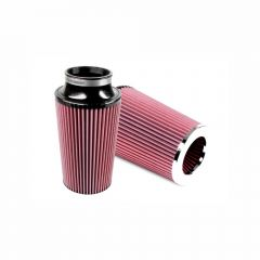 S&B Filters Air Filter For Intake Kit 75-2556-1 Oiled Cotton Cleanable Red